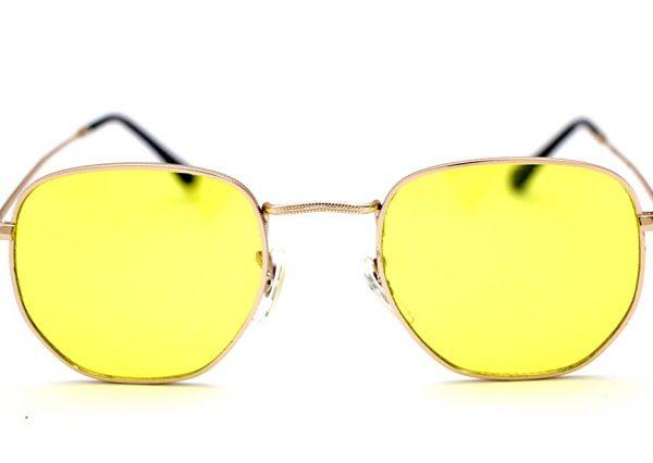 Óculos Solar 3548 (Lente translúcida amarelo)