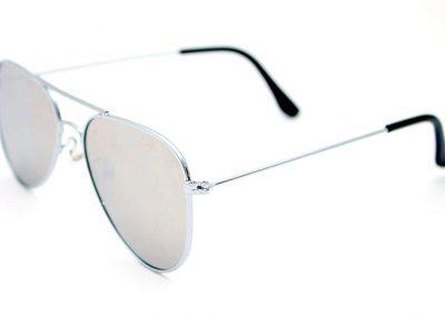 Óculos Espelhado – Prateado NS 312