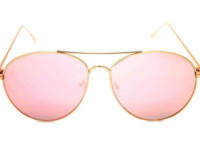 Óculos Espelhado – Rosê RC 17004 C6